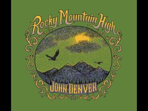 John Denver; Rocky Mountain High FULL ALBUM, VINYL