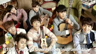 BTOB - Second Confession (Instrumental)