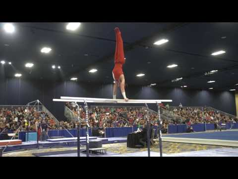 Levi Anderson - Parallel Bars - 2017 Winter Cup Finals