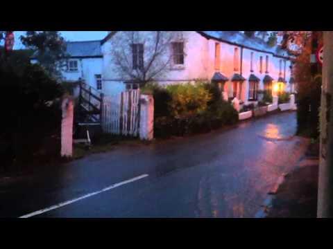 Lympstone Flooding