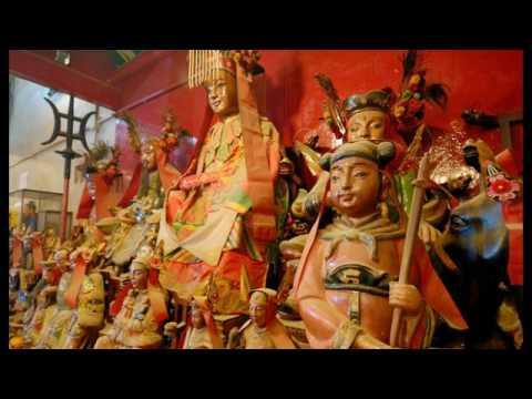Man Mo Temple,Hong Kong !