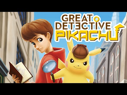 Download Youtube: Great Detective Pikachu