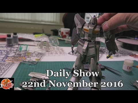 Flory Models Daily Show 22nd November 2016