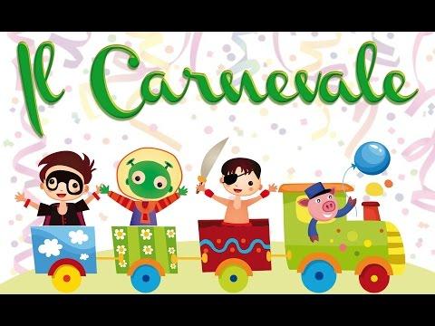 Il trenino di carnevale - Canzoni per bambini di Mela Music