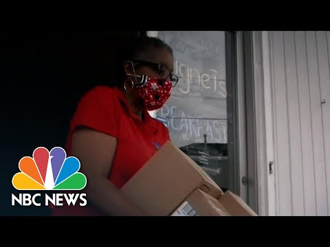 Inequality In America: Minority-Owned Businesses Struggle To Secure Loans | NBC Nightly News