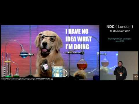 Doing I.T. for SCIENCE! - Sprints, Startups and the Scientific Method - Dylan Beattie
