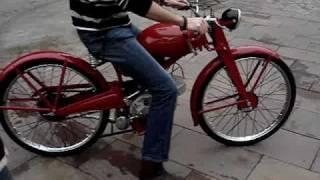 Guzzi Hispania 49cc Llorenç 2