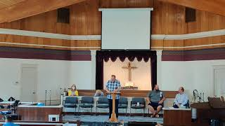 July 19th, 2020 Rev. Stephen R. Smith - Letting Go! and Worship
