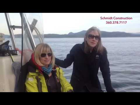 San Juan Island lifestyle video about Boating
