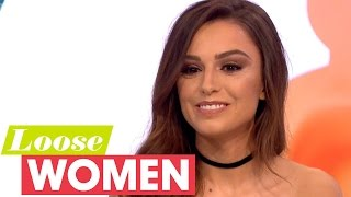 cher lloyd on moving to hollywood and making up with cheryl loose women