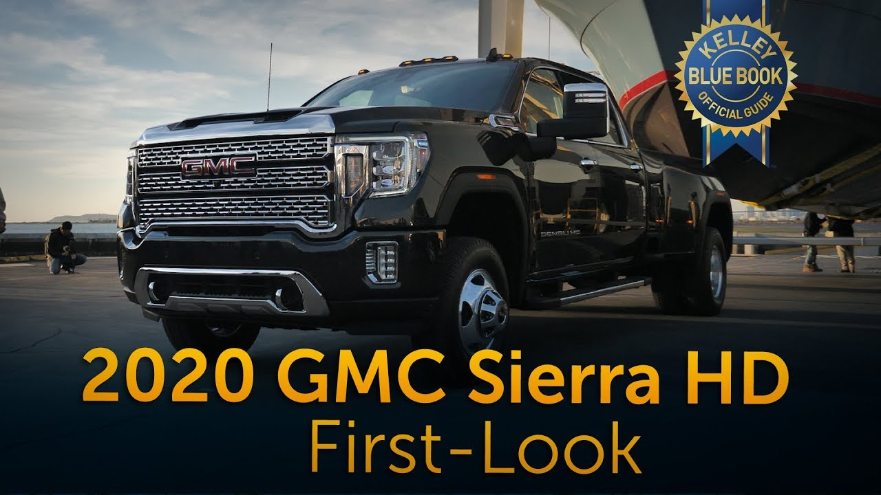 2020 GMC Sierra Heavy Duty – First Look - YouTube