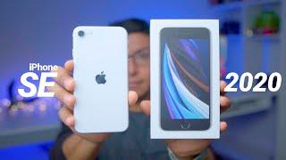 ARREPENTIDO DE COMPRARLO: iPhone SE (2020) Unboxing en Español