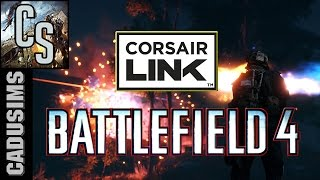 corsair link veja como funciona no battlefield 4