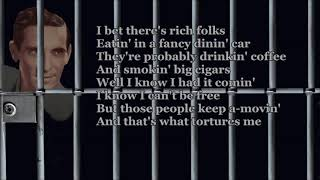 Folsom Prison Blues Ernest Tubb with Lyrics YouTube Videos