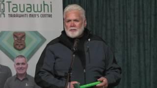 Phil Paikea - Tairawhiti Men of the Year