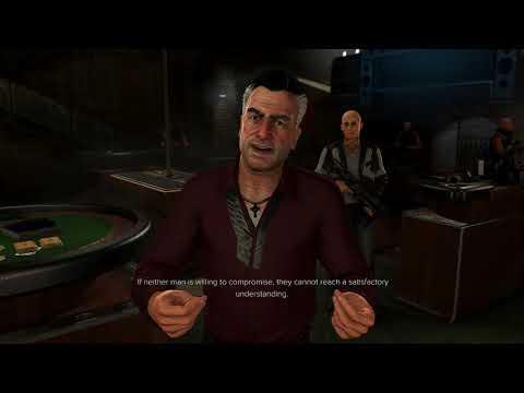 Deus Ex Mankind Divided, pc game, Prague 1, The Calibrator sidequest, cinematics |