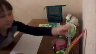 Как сделать гадалку......из бумаги Видео урок от Полины