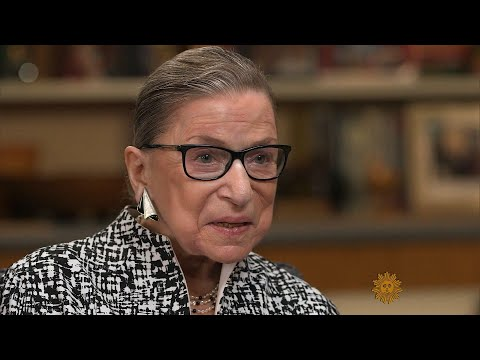 From 2016: Justice Ruth Bader Ginsburg speaks