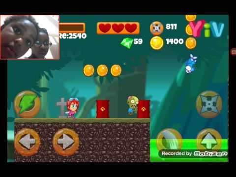 Yivcom Gamesninjas Vs Zombies Youtube