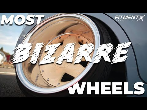 5 Most Bizarre Wheels