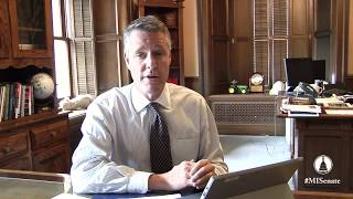 Sen. Proos urges families to take steps to protect children online