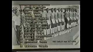 Nigeria v Algeria: 1980 African Cup Of Nations Final