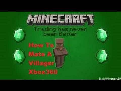 Download How To Make A Villager Farm: Minecraft Xbox360