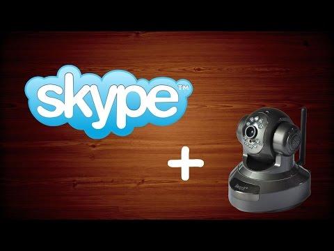 Как сделать камеру skype из камеры телефона