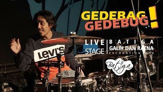 BATIGA - GALIH DAN RATNA (CHRISYE | LIVE STAGE | EXCONATION 2018) #GEDEBAGGEDEBUG