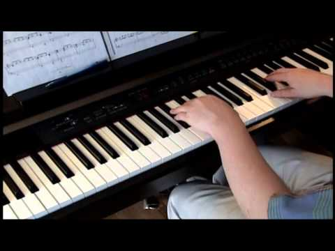 Still - Over the Hedge - Piano