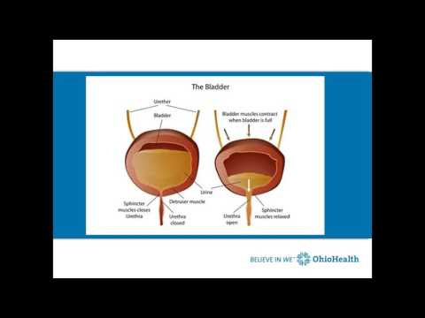 OhIoHealth Multiple Sclerosis Lecture - Bladder, Bowel and Sexual Dysfunction in MS