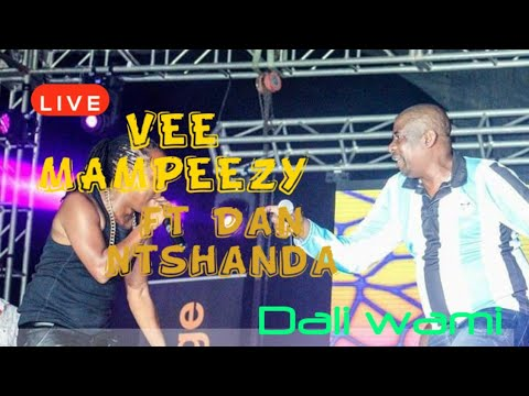 Vee mampeezy ft Dan Ntshanda(Splash)-Train of love