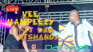 Vee mampeezy ft Dan Ntshanda(Splash)-Train of love