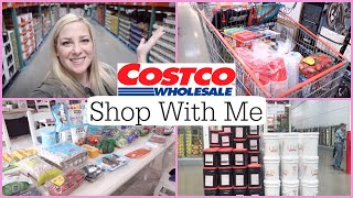 HUGE SPRING COSTCO HAUL!!!!  SHOP WITH ME!