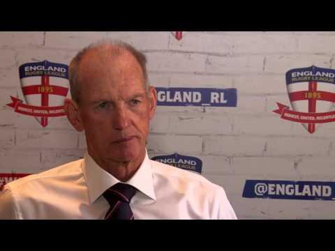 Wayne Bennett - new England Rugby League Head Coach