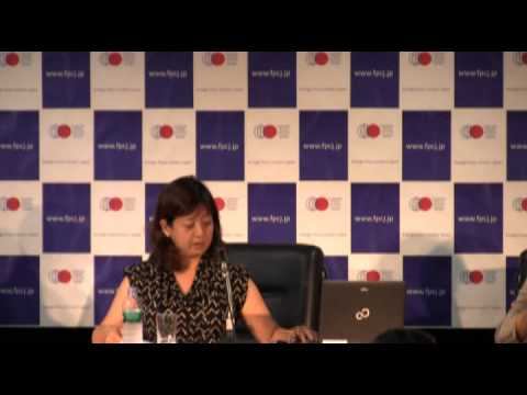 """FPCJ Press Briefing """"Poverty in Japan Today"""""""