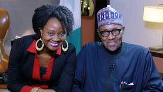 Adeola Fayehun Interviews President Buhari