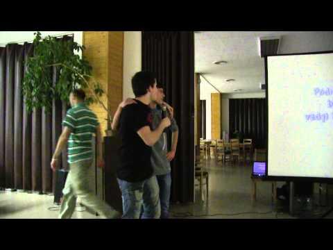 Výroční schůze ACCLI - Karaoke (David & Tomáš) (uncut)