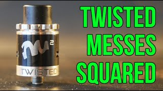 видео Tobeco Twisted messes v2