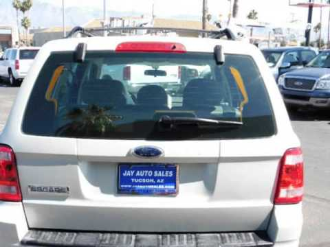 2008 Ford Escape FWD 4dr XLS   / CLEAN CARFAX / / GREAT GAS SAVER / (Tucson, Arizona)