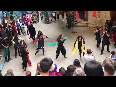 Diwali Dance 2017, University of Auckland Grafton Campus