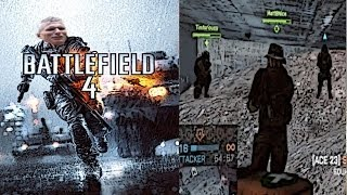 Relaxing, Discomposure, and Turbulence (Battlefield 4)