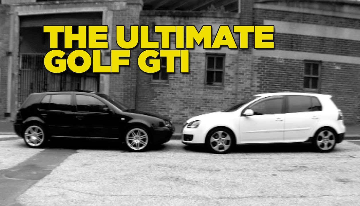 Creating The Ultimate Vw Golf Gti Youtube