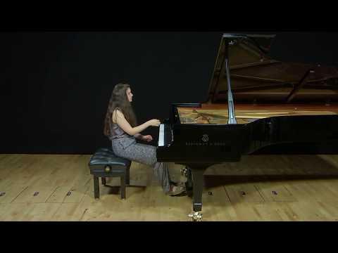 "Henri Dutilleux - ""Sonate pour piano"" (2nd mov.)"