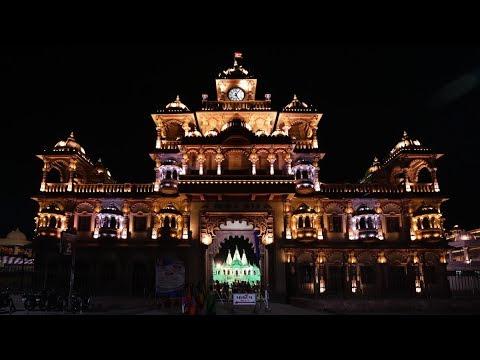 Diwali Celebration with HH Mahant Swami Maharaj, Gondal, India