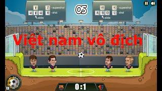 Không nhịn được cười - Hưởng ứng seagame chơi đá banh cùng Việt Nam