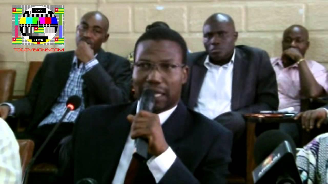 tikpi atchadam  il s u0026 39 agit de demander au peuple togolais