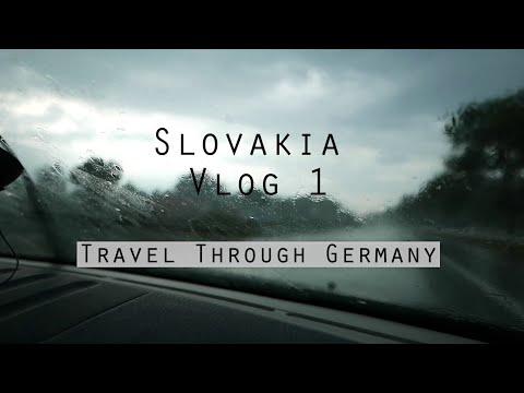 Slovakia vlog 1