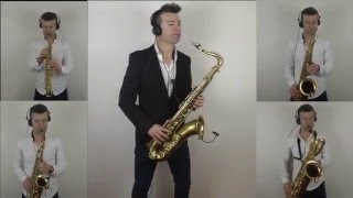 Move on up. Ismael Dorado (Cover sax). Curtis Mayfield. Versión Richard Elliot.