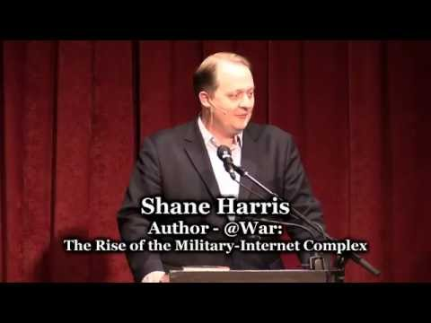 TalkingStickTV - Shane Harris - @War: The Rise of the Military-Internet Complex